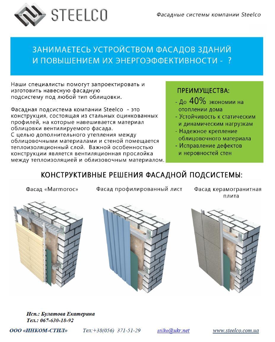 инструкции по монтажу фасада из фиброцементных плит